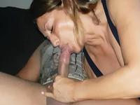 sucking dick on cam