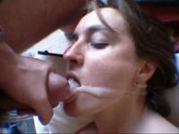 Very good blow & facial