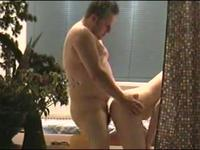 Lustful married couple fun in home after work and make this hot video,!damn!