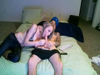 Webcam couple having sex