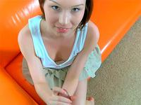 Hot teen POV video
