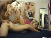 Cute Blonde Gets Fucked Really Well