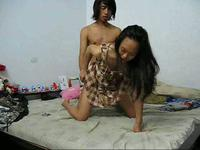 Asians love to fuck hard