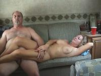 My mom loves to fuck hard