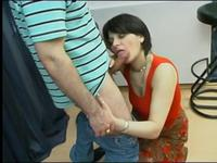 Russian Mature Aunt Hardcore Sex